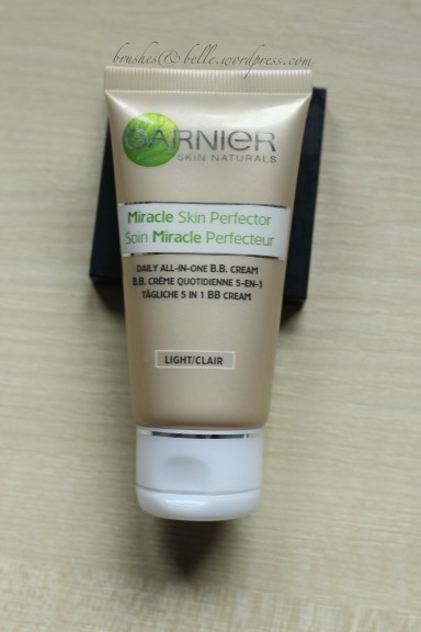 Beauty Review: Garnier BB Cream (European Version)